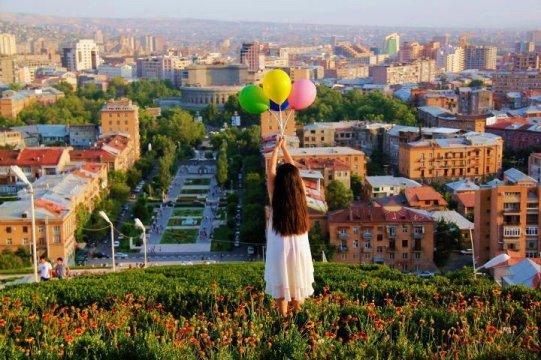 Հայաստան-Երևան-Կասկադ