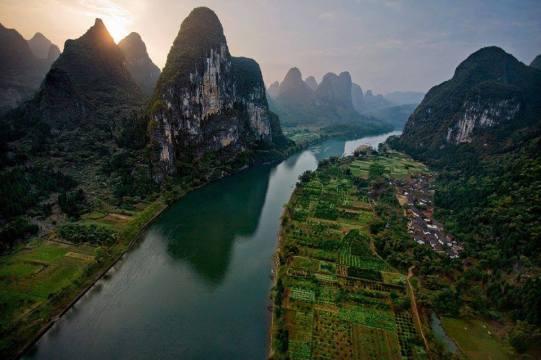Գետ Խուանխե Չինաստան