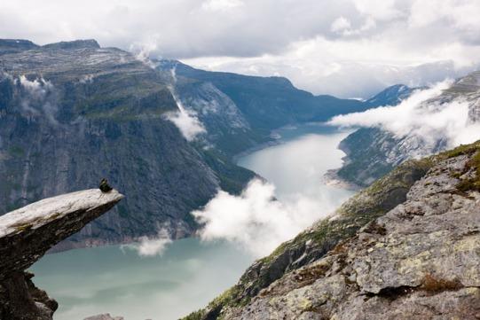 Տրոլտունգա Օդդա, Նորվեգիա