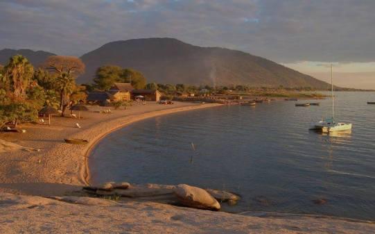 Lake Malawi Malawi Mozambique Tanzania