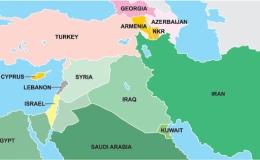 Մերձավոր Արևելք